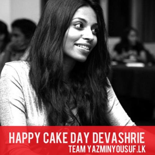 Happy Cake Day Devashrie