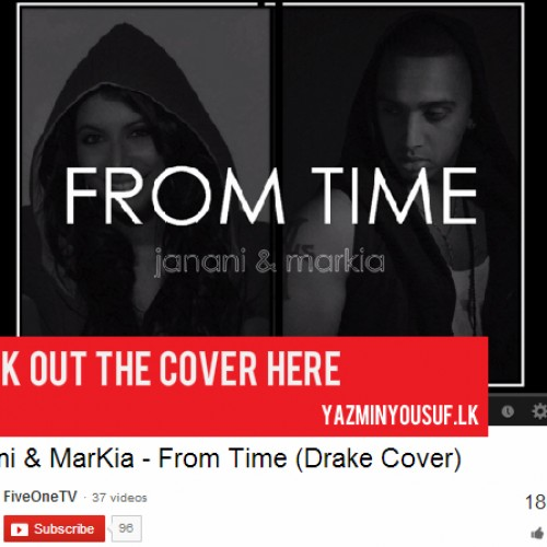 Janani & MarKia – From Time