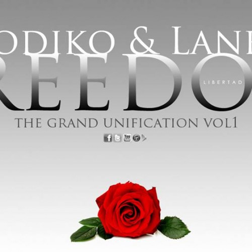 Melodiko & Lankino – Freedom / Libertad [The Grand Unification)