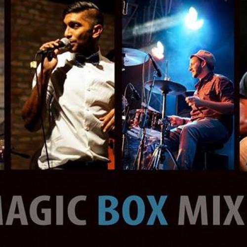 Magic Box Mixup @ Qbaa