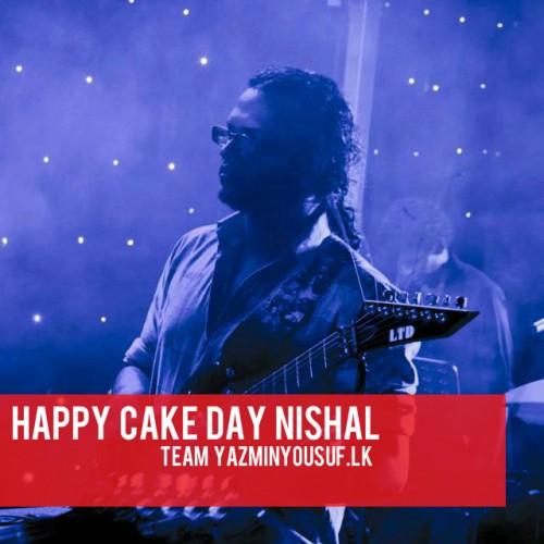 Happy Cake Day Nishal