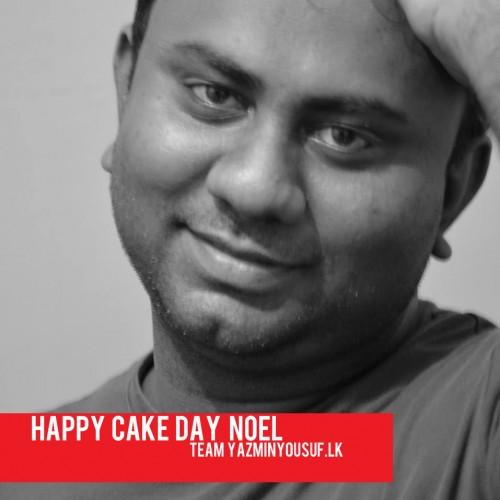 Happy Cake Day Noel