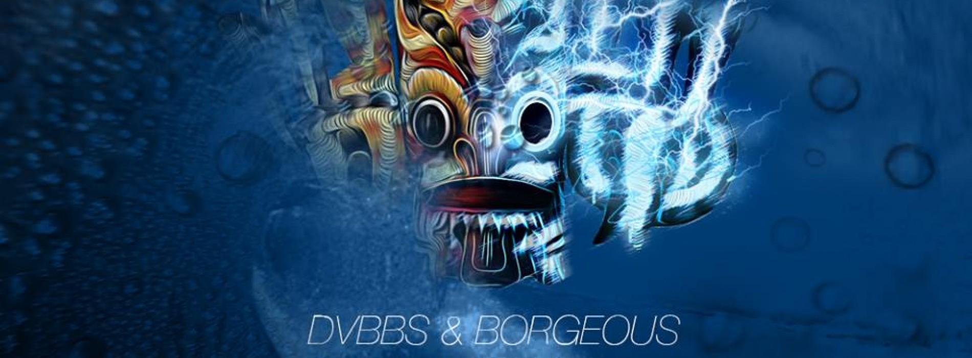 Ranidu X Dvvbs & Borgeous- Tsunami (Bailatronic Remix)