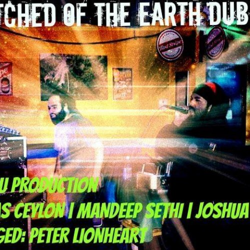Ras Ceylon ft Mandeep Sethi & Joshua Hales : WRETCHED OF THE EARTH DUB