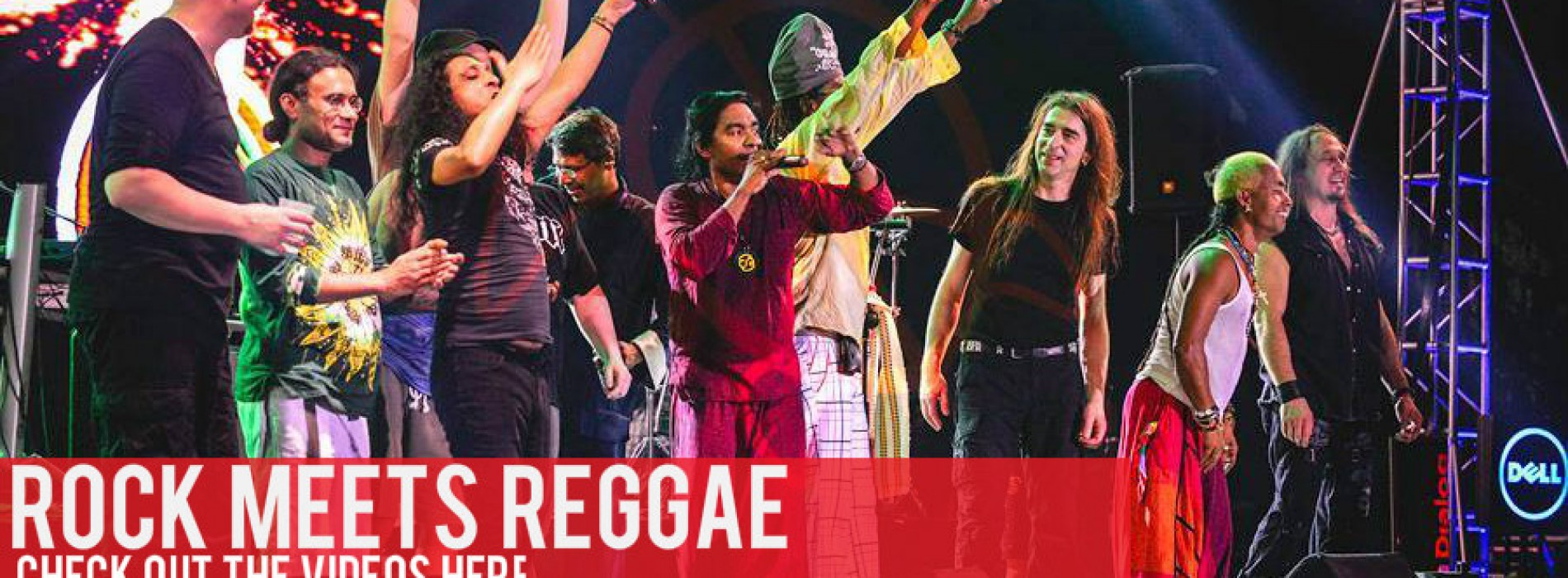 Rock Meets Reggae: A Few Awesome Moments