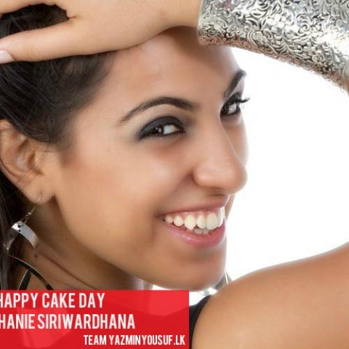 Happy Cake Day Stephanie Siriwardhana!