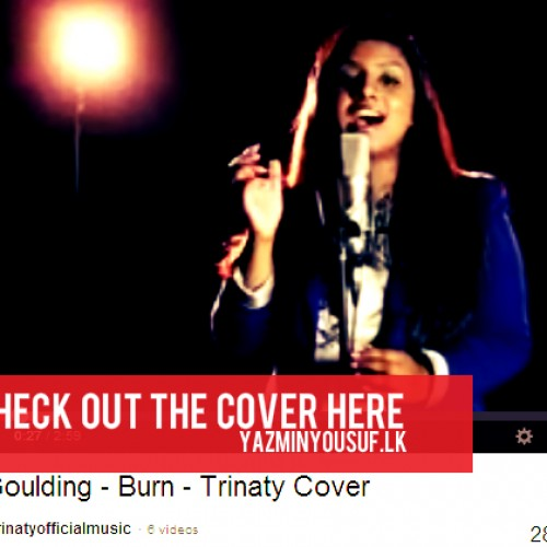 Trinaty's Cover Of Burn Gets A Video