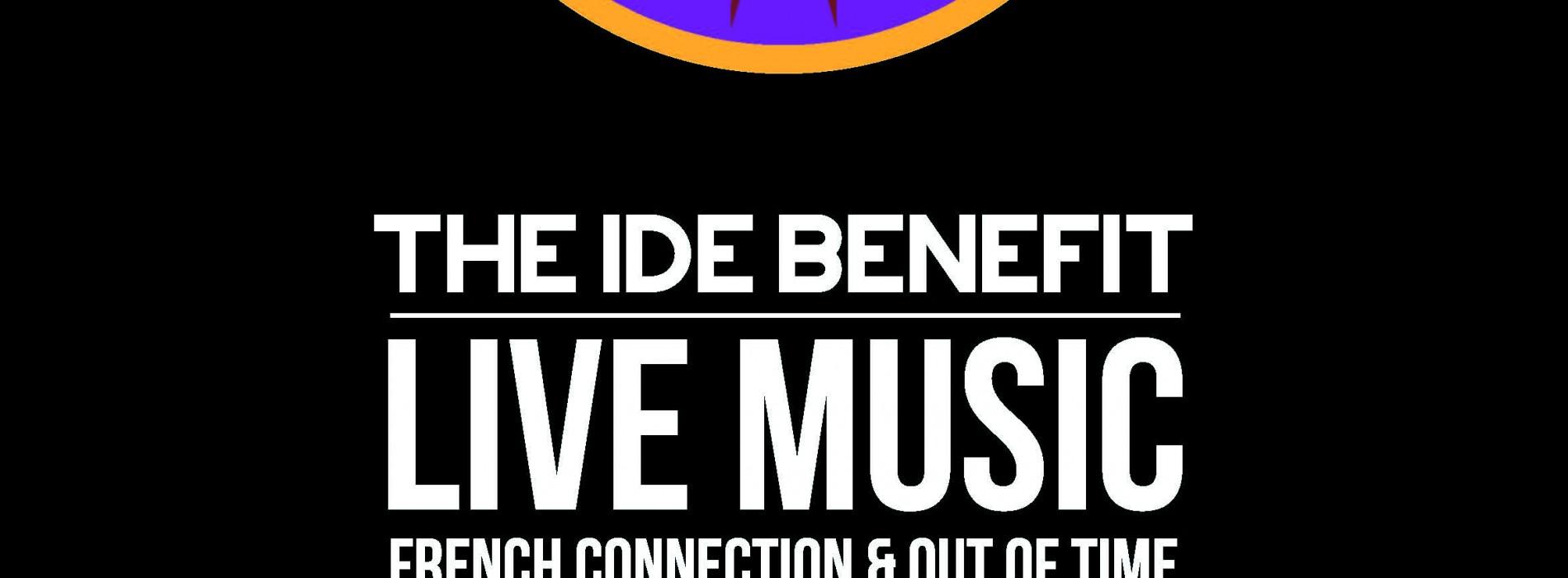 The IDE Benefit Concert