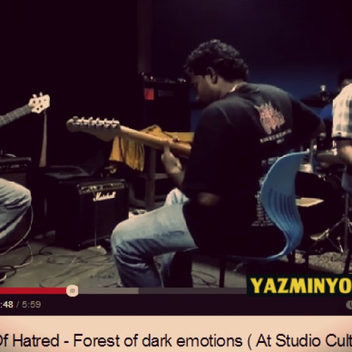 Siblings Of Hatred – Forest of dark emotions ( At Studio Cult )