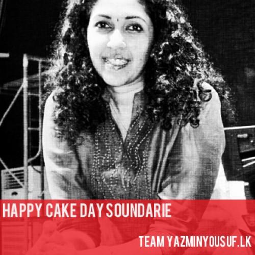 Happy Cake Day Soundarie David