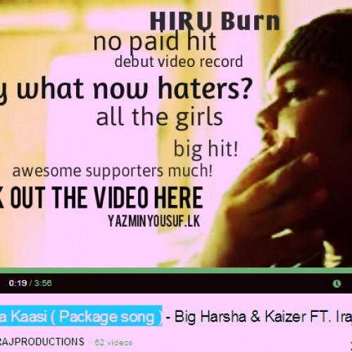 Congratz To Big Harsha On Hitting 200k