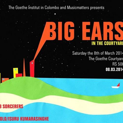 Big Ears in the Courtyard