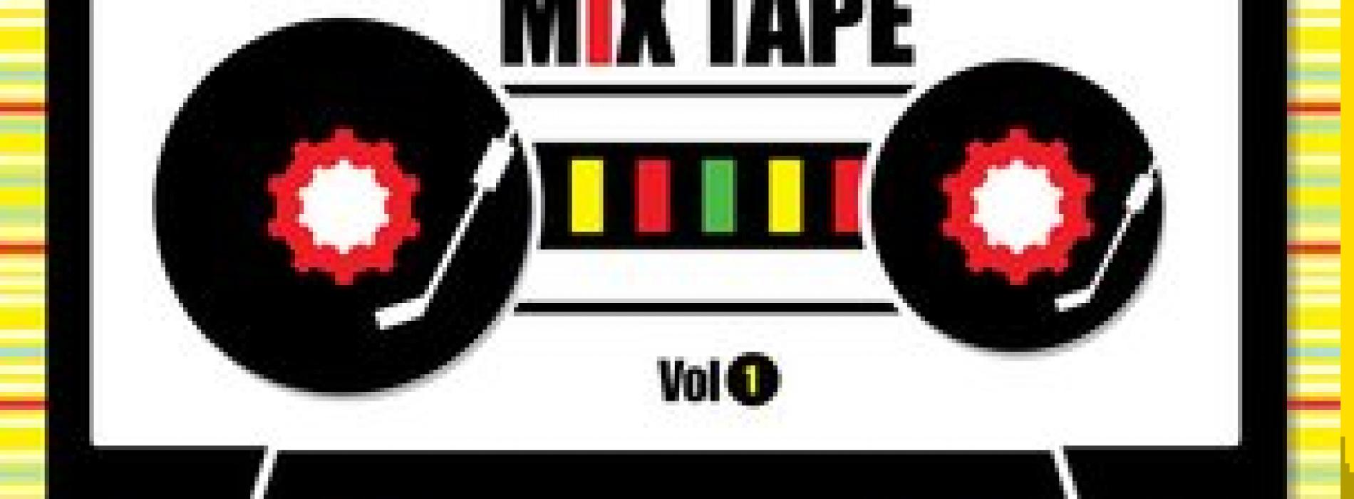 BLUDGE mixtape Vol:01 by Nigel Zilwa