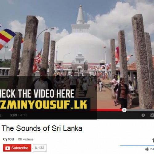 Cee Roo – Feel The Sounds Of Sri Lanka