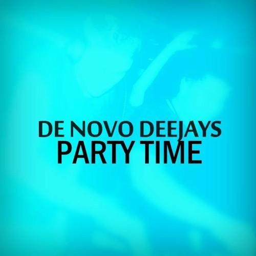 De Novo Deejays – Party Time (Original Mix)