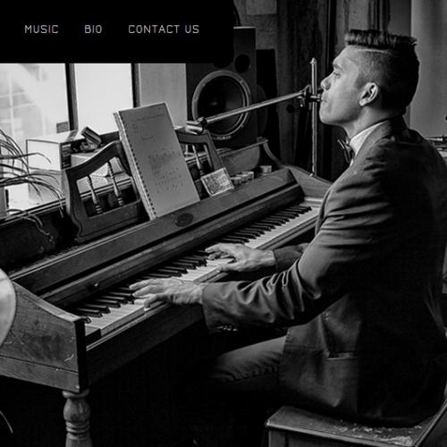 DeLon Has A New Website