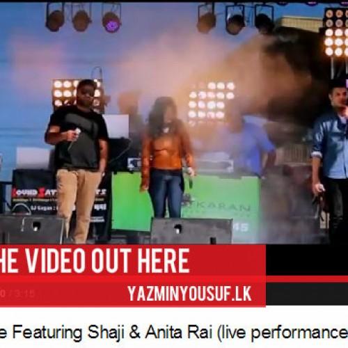 Deyo Featuring Shaji & Anita Rai:- Tere (live performance)