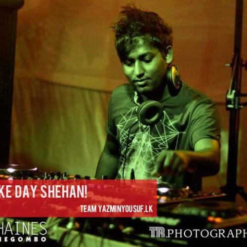 Happy Cake Day Deejay Shehan