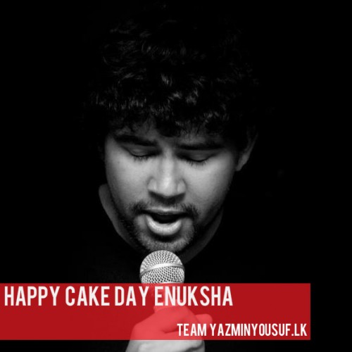 Happy Cake Day Enuksha