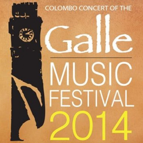 Galle Music Festival 2014: Colombo