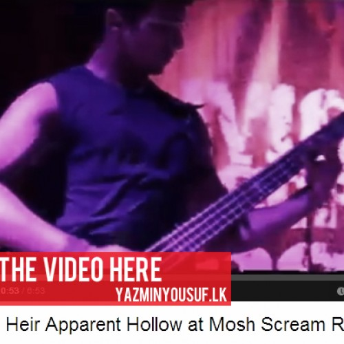 Hollow: Heir Apparent @ Mosh Scream Rock