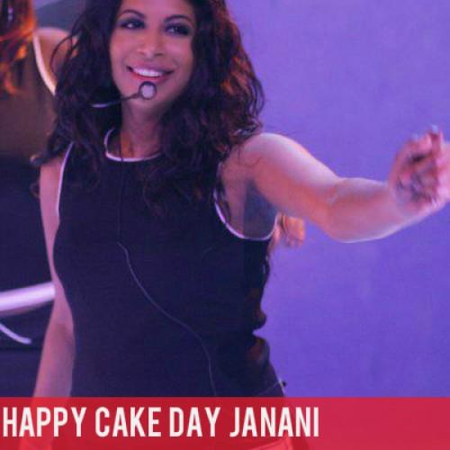 Happy Cake Day Janani