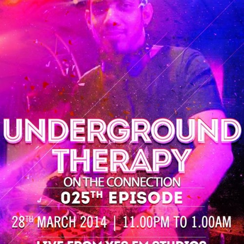Jayy Vibes: 25th Episode Of Underground Therapy Goes Live
