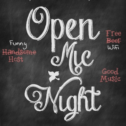 Open Mic Night @ Inn On The Green