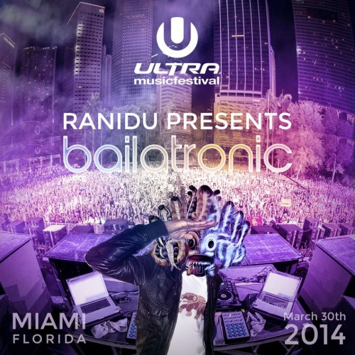 Ranidu Takes Bailabass To Ultra Music Festival