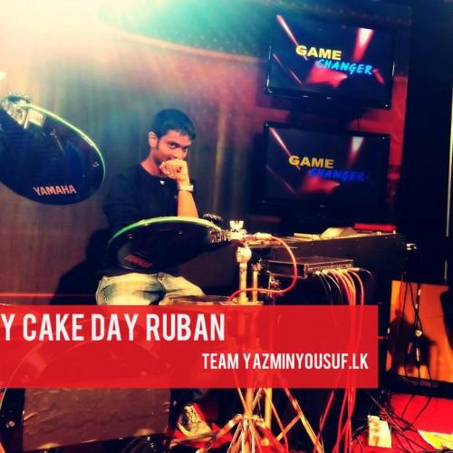 Happy Cake Day Ruban