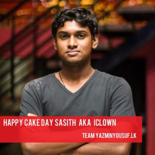 Happy Cake Day To i-Clown