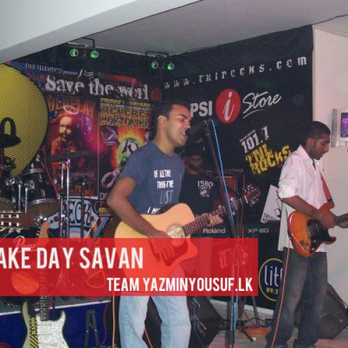 Happy Cake Day Savan De Silva