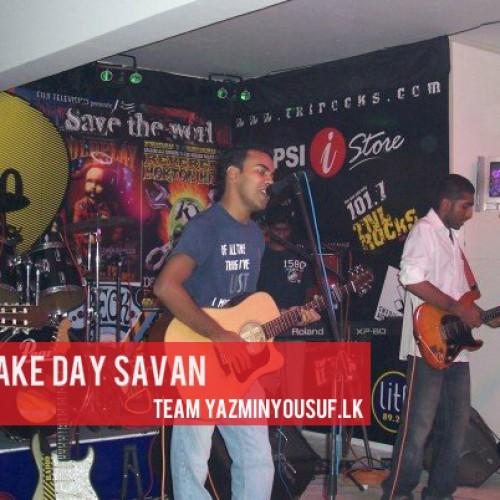 Happy Cake Day Savan De Silva