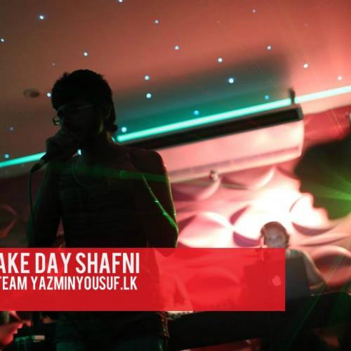 Happy Cake Day Shafni