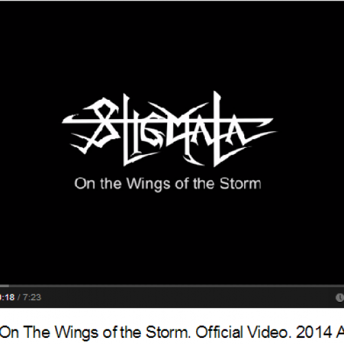 Stigmata: On The Wings of the Storm (Official Video)