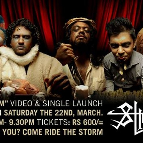 """On the Wings of the Storm"" Official Video & Single Launch concert"