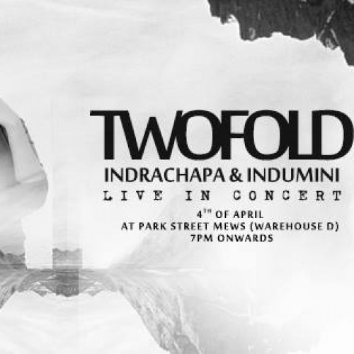""" TWOFOLD "" Indrachapa & Indumini Live In Concert"