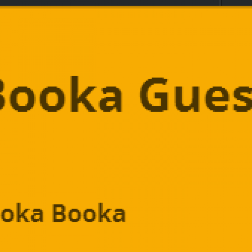 Booka Booka Guest Mix # 1 By A-Jay