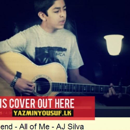 Aj Silva Covers John Legend