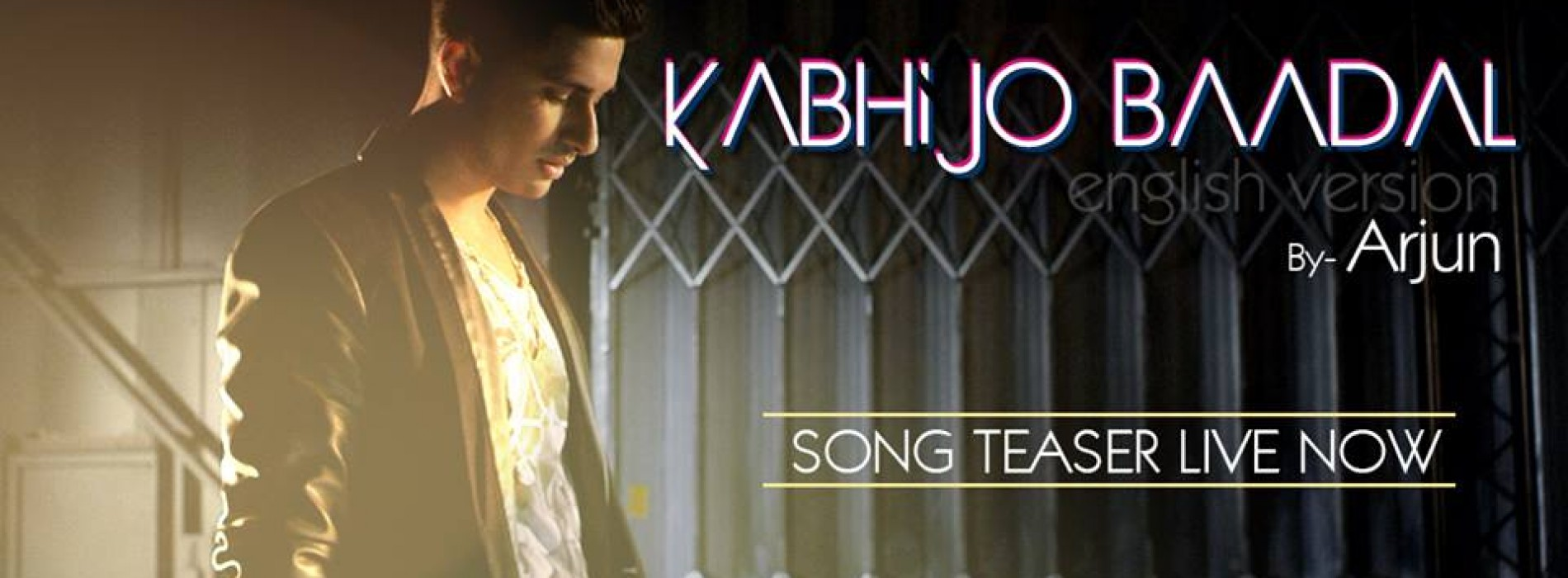 Arjun – Kabhi Jo Baadal Barse Remix (Teaser)