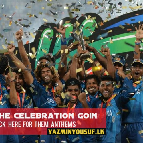 Congratz To Our T20 Team! – Celebration Anthems!