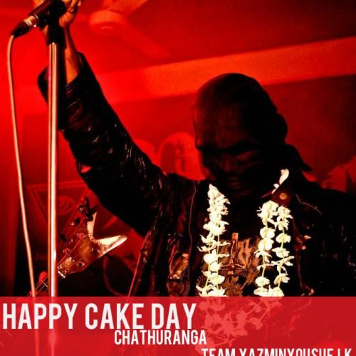 Happy Cake Day Chathuranga Fonseka