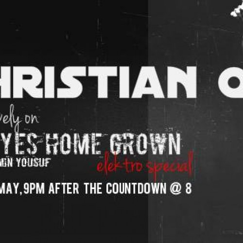Christian Q On The YES Home Grown Elektro Special