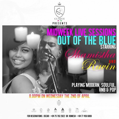 Midweek Live Sessions