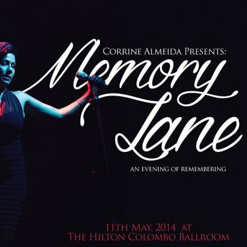 Corrine Almeida Presents: Memory Lane