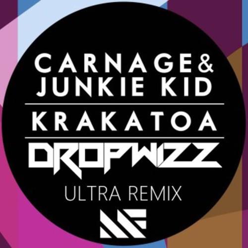 Carnage & Junkie Kid – Krakatoa (Dropwizz Festival Remix)