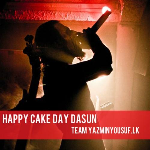 Happy Cake Day Dasun