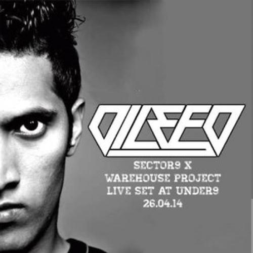Dilee D – Live Set #001 at Under9 KL 2