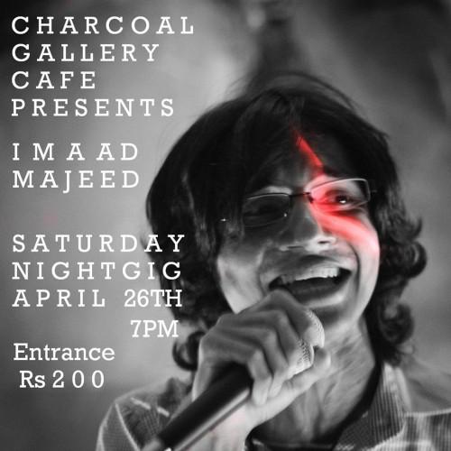 Saturday Night Gig: Imaad Majeed