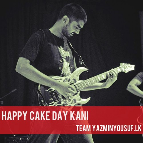 Happy Cake Day Kani